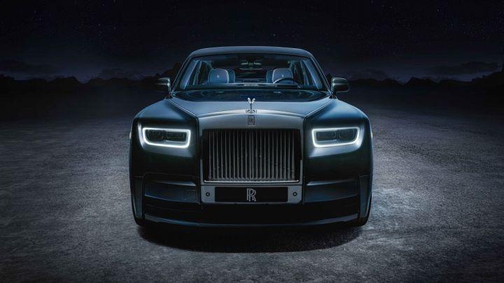 Rolls-Royce Phantom Tempus má design inspirovaný časem, astronomickými jevy a nekonečností vesmíru