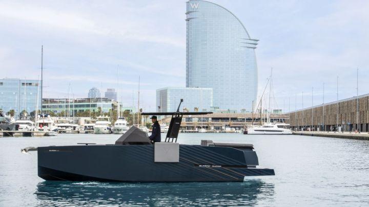 CUPRA přenáší svou vysokovýkonnou DNA na moře jachtou De Antonio Yachts D28 Formentor