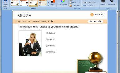 Tạo bài kiểm tra trắc nghiệm chuyên nghiệp thật dễ dàng với Wondershare Quizcreator