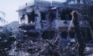 Hình ảnh Quy Nhơn trong cuộc Tổng tiến công và nổi dậy Tết Mậu Thân 1968