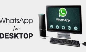 WhatsApp đã có phiên bản dành cho máy tính