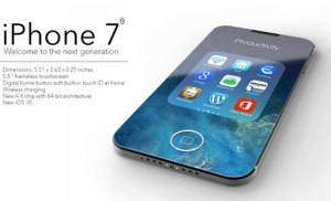 Thiết kế của iPhone 7