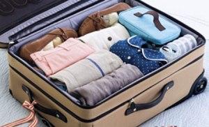 11 mẹo xếp đồ du lịch được nhiều và gọn nhất