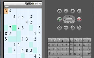 Mã nguồn trò chơi Sudoku cho Android
