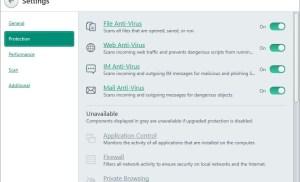 Kaspersky Free – Phiên bản phần mềm diệt virus miễn phí của Kaspersky