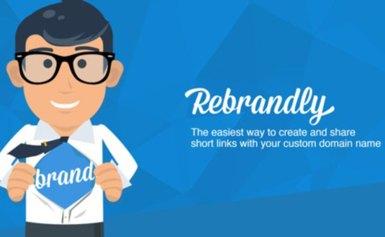 Tạo dịch vụ rút gọn link với tên miền riêng nhanh chóng với Rebrandly