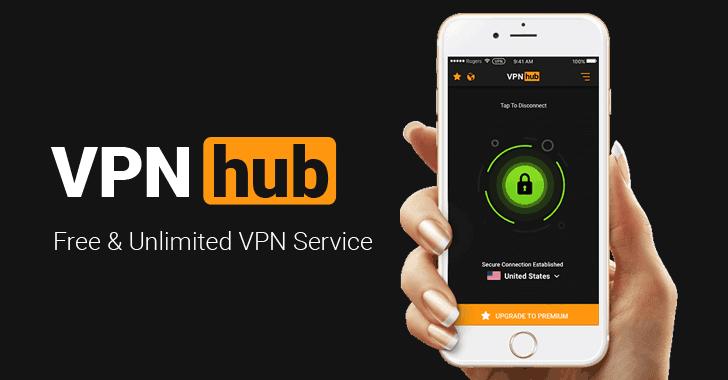 Pornhub ra mắt dịch vụ VPN miễn phí và không giới hạn.