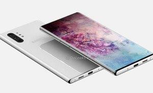 Galaxy Note 10 không còn khe cắm thẻ nhớ