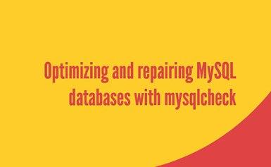 Tối ưu các bảng trong tất cả cơ sở dữ liệu MySQL từ cửa sổ dòng lệnh