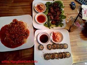 YOLO – Ẩm thực Hàn Quốc ở Quy Nhơn
