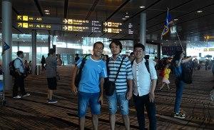 Du ký Singapore – Kỳ 1