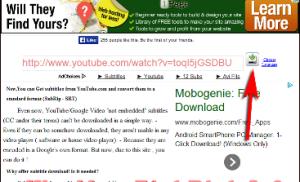 Hướng dẫn tải phụ đề video trên YouTube