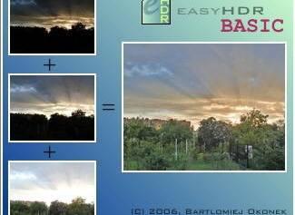 easyHDR – Tạo một bức hình chuyên nghiệp