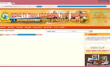 Nhiều website của Bình Định mắc lỗi bảo mật nghiêm trọng