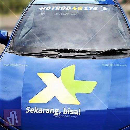 car branding XL avanza stiker mobil bandung | 081227722792