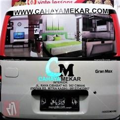 car branding granmax