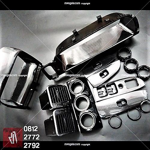 stiker carbon interior mobil bandung | Call: 081227722792