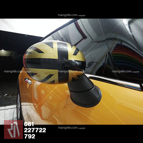 pasang stiker mobil di bandung | mangele nomor satu | 081227722792