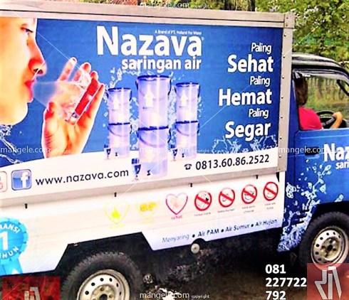 jasa branding stiker mobil box bandung