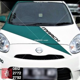 mangele stiker mobil terlaris di bandung   specialist oracal   cutting 081227722792