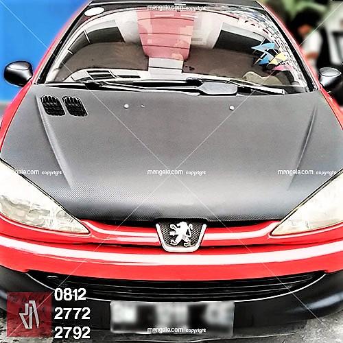 tempat pasang stiker mobil terbaik di bandung | mangele sticker pro 081227722792
