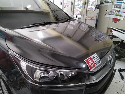 carbon stiker mobil di bandung   kap mesin   mangele 081227722792