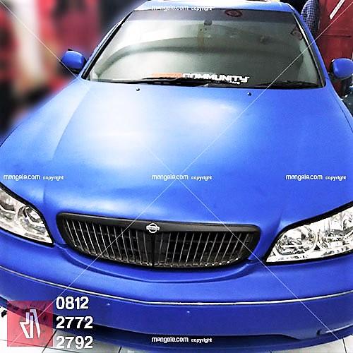 mangele tempat stiker mobil terbaik di bandung | call 081227722792 | hyundai biru