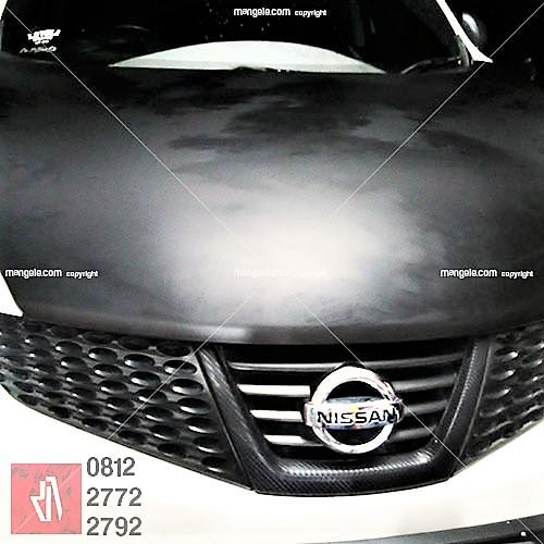 pasang stiker mobil hitam doff di bandung call 081227722792