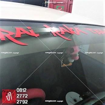 jasa panggil stiker mobil terbaik di bandung