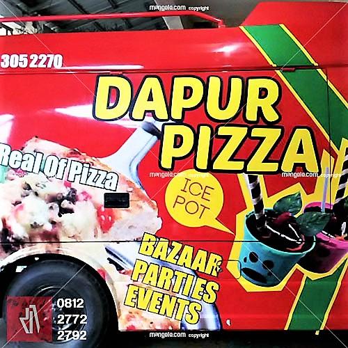 tempat pasang stiker mobil branding terbaik di bandung | 081227722792