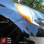 brio full wrapping hitam gloss di bandung   mangele stiker   081227722792