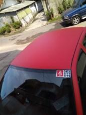 stiker-mobil-bandung-atap-timor-merah-doff-mangele