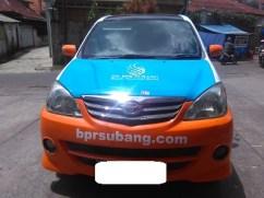 stiker-mobil-bandung-branding-bpr-subang-mangele