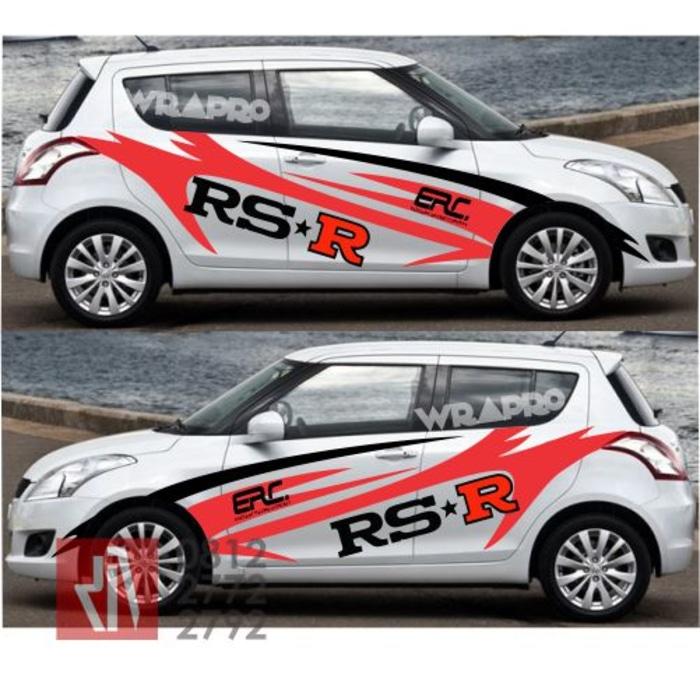 cutting stiker mobil | cutting swift rs r bandung | mangele stiker 081227722792