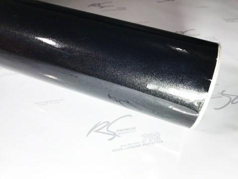 G101 Black Stone chrome metallic gloss rs premium wrapping