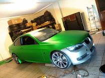 GCM-05 Green chrome metallic matte rs premium