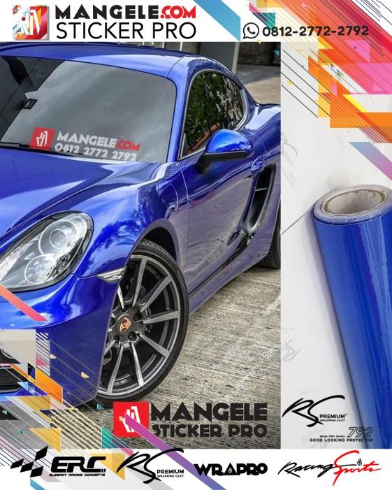 BSG-08 Blue Sea Super Gloss RS Premium Wrapping
