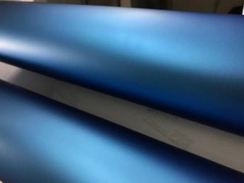 BCM-08 Sky Blue chrome metallic matte RS Premium wrapping