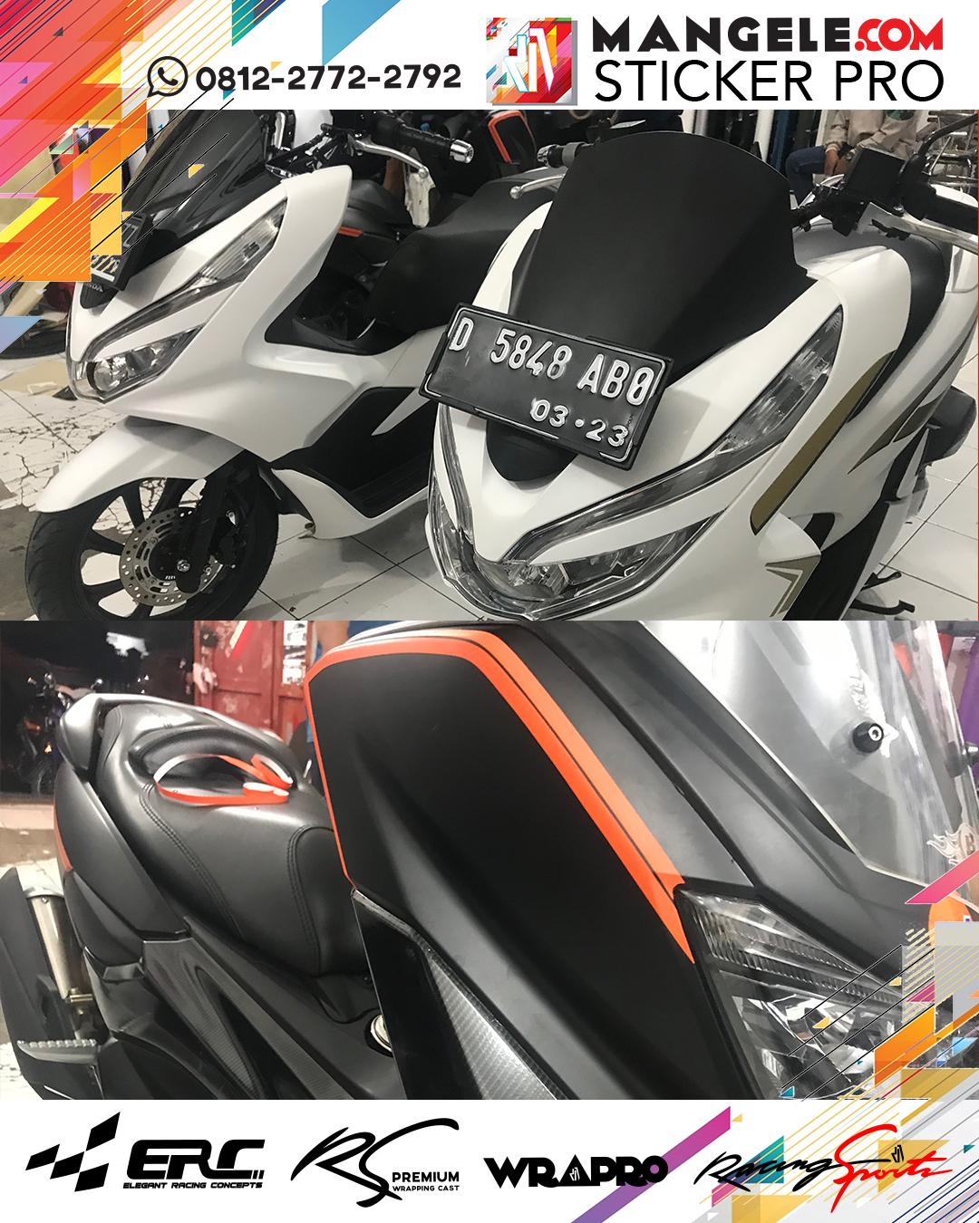 Stiker Cutting Motor Bandung Sticker Keren Polet