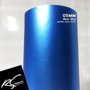 05MM Blue Sky Metallic Super Matte
