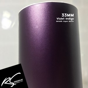33MM Violet Indigo Metallic Super Matte