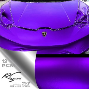 PCM-12 Purple chrome metallic matte