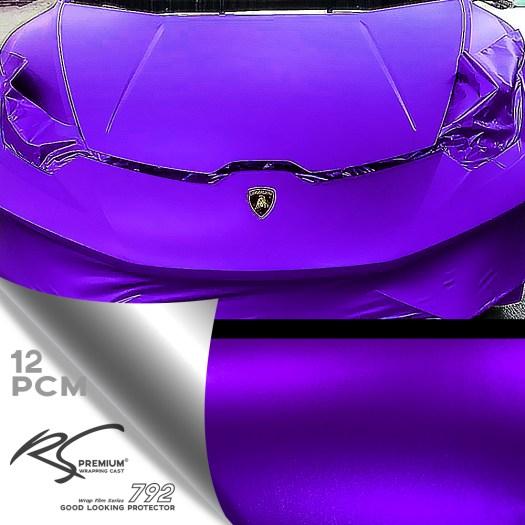 PCM-12 Purple chrome metallic matte