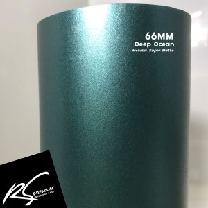 66MM Deep Ocean Metallic Super Matte