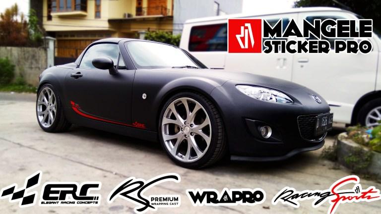 Elegant Racing Concept Dari Mangele Sticker Mobil Premium Bandung