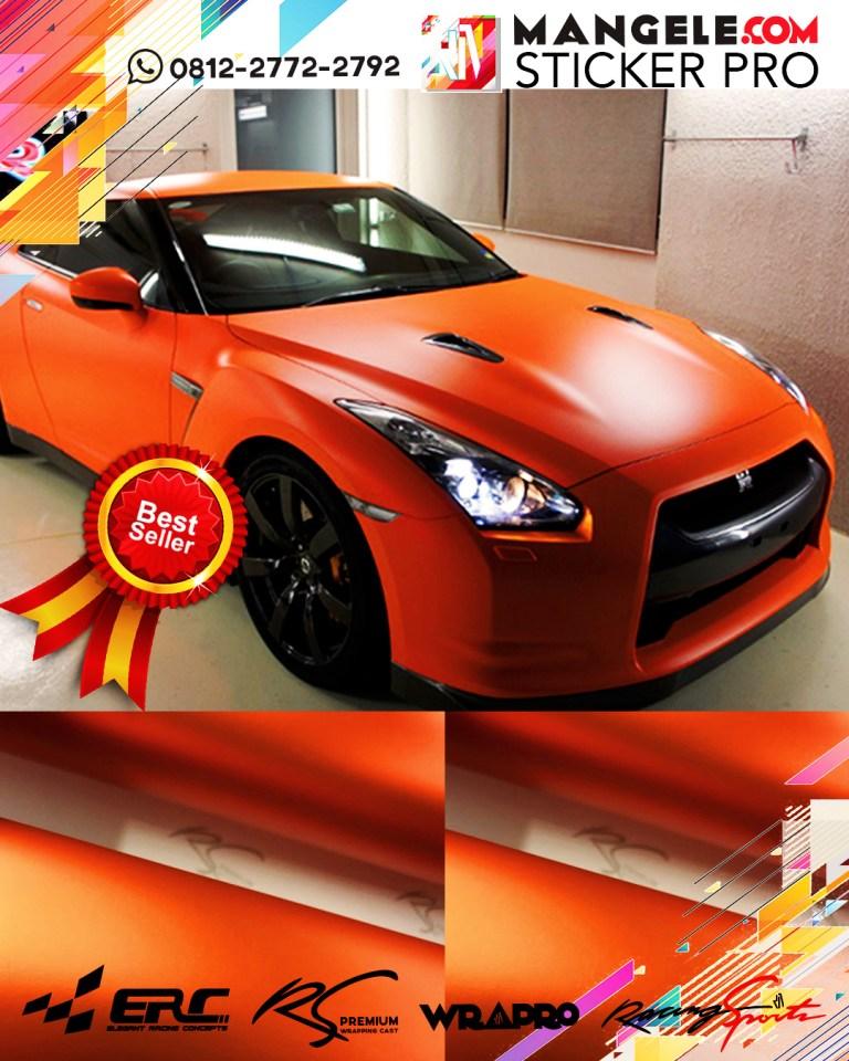 Pasang Keren Sticker Mobil Premium Mangele Bandung