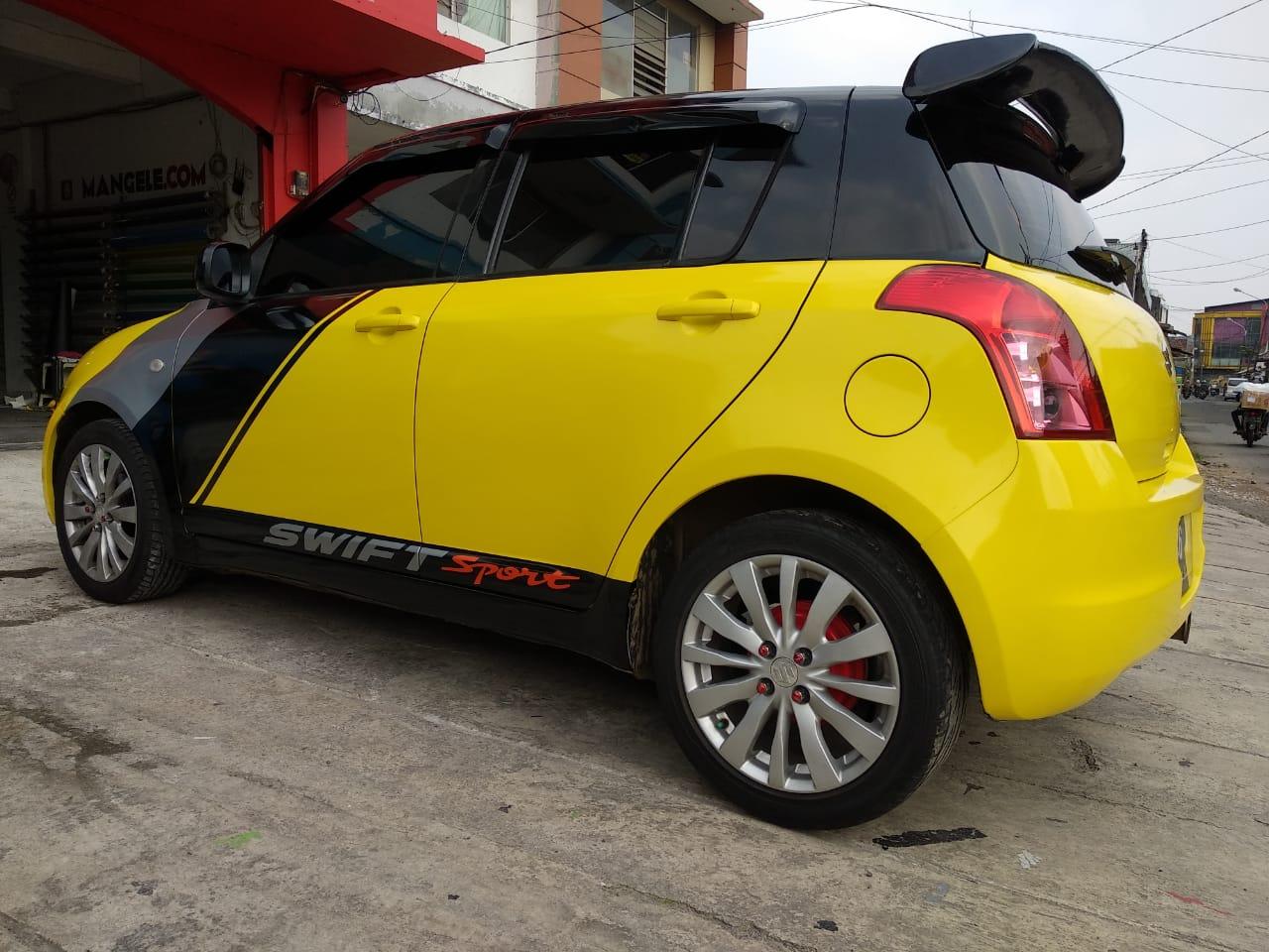 Mau Style Mobil Makin Keren? Ayo Mampir Ke Mangele Sticker Bandung Terbaik
