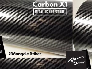 carbon X1 metallic