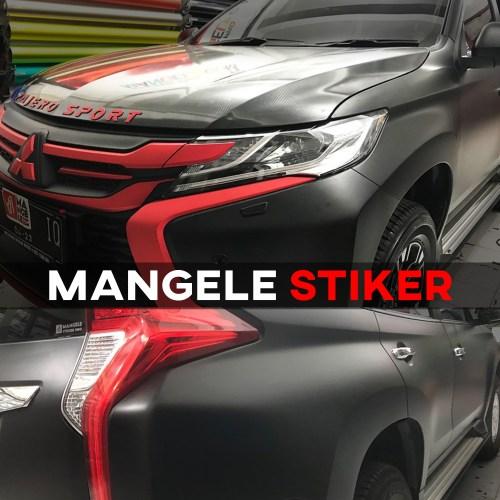 Tempat Jasa Pasang Stiker Mobil Bandung