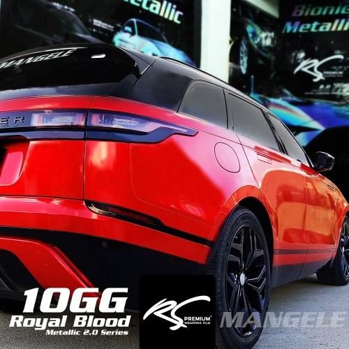 Stiker Mobil Royal Blood 10 GG Royal blood metallic gloss 2.0 series 11